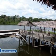 Bicivan Tour Kayak Rio Selva Amazonas Colombia