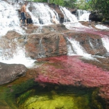 Kayak Caño Cristales Colombia