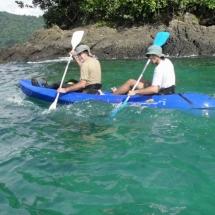 Choco Bicivan Kayak Colombia