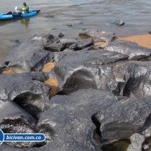 bicivan tour kayak rio orinoco puerto carreno colombia