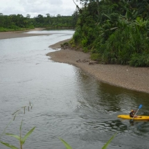 Kayak Rio Anchicaya Colombia