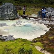Bicivan Volcan Purace Colombia