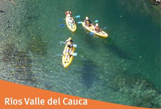 Rios Valle del Cauca