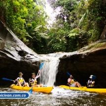 Bicivan Tour Kayak Mar Bahia Malaga Juanchaco Ladrilleros Pacifico Colombia