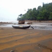 Kayak Bahía Solano Colombia