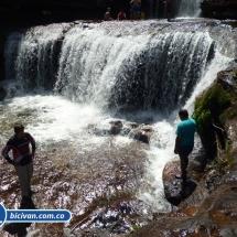 Bicivan Tour Rio Caño Cristal Colombia