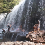 Kayak Caño Cristales Colombia