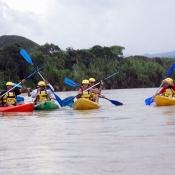 Kayak Rio Cauca Colombia